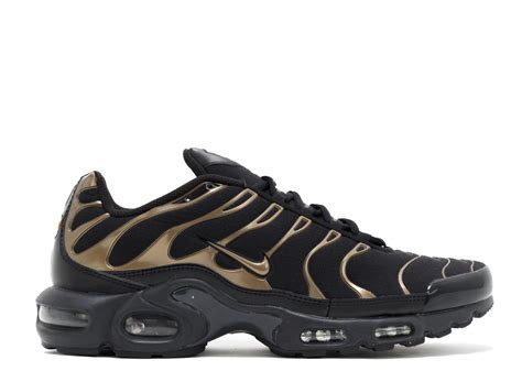 Air Plus Air Max Plus Txt Nike 647315 090 Black Mtlc Cacao Flight Club