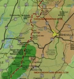 appalachian trail near asheville carolina