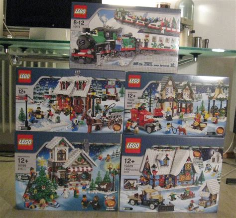 winter cottage lego the next winter set 10229 cottage page 4