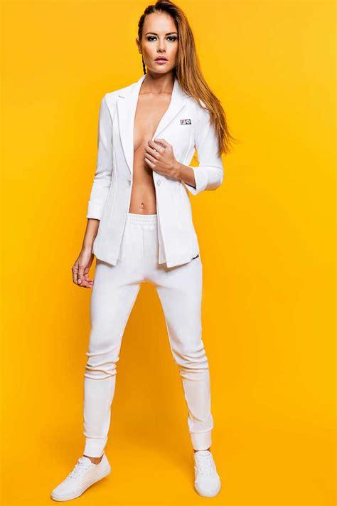 Marion Bartoli Teams With Fila To Debut A Tennis Fashion Line