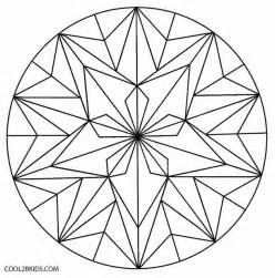 Printable Kaleidoscope Coloring Pages For Kids  Cool2bKids sketch template