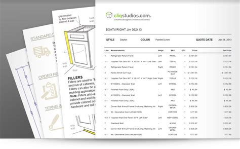 kitchen cabinet estimates kitchen cabinet pricing estimates cliqstudios