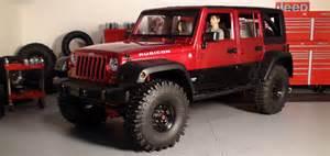 Jeep Rc Custom Jeep Jk Wrangler Unlimited Hardbody Scale Rc Truck