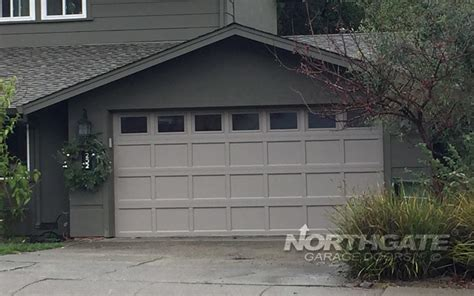 Traditional Steel Northgate Garage Doors Inc Northgate Garage Door