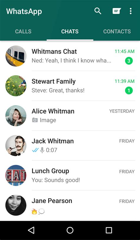 whatsapp free for android whatsapp messenger 2 18 51 free downloads freeware shareware software trials
