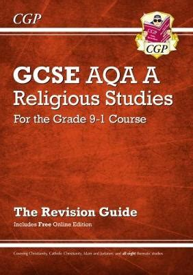 aqa gcse 9 1 religious aqa gcse 9 1 religious studies specification a by lesley parry jan hayes waterstones