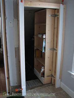hidden door plans   build  hidden door