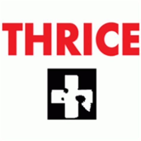 thrice silhouette search thrice logo vectors free download