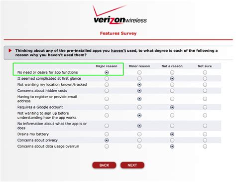 how to uninstall bloatware on droid x verizon is sending surveys to customers about bloatware