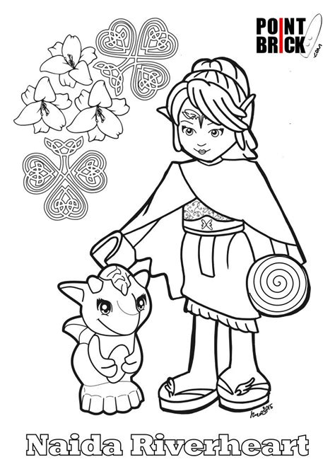 coloring pages lego elves lego elves emily coloring pages coloring pages