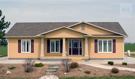 prefab homes and modular homes in canada royal homes