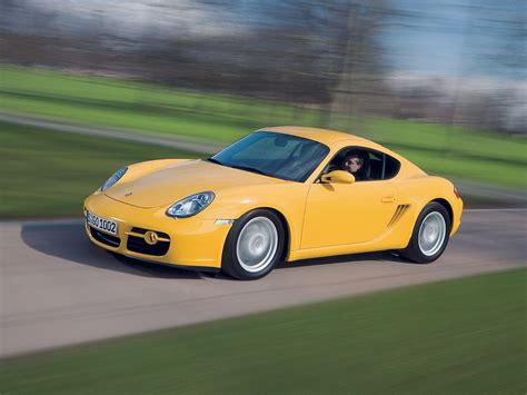 2007 Porsche Cayman Pictures/Photos Gallery   MotorAuthority