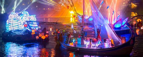 Light Show Packages Rivers Of Light Dining Packages Are Now Available