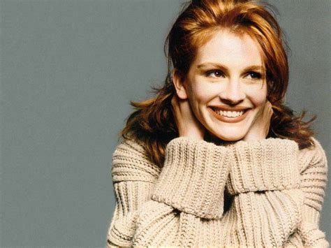 julia roberts red hair chatter busy julia roberts quotes