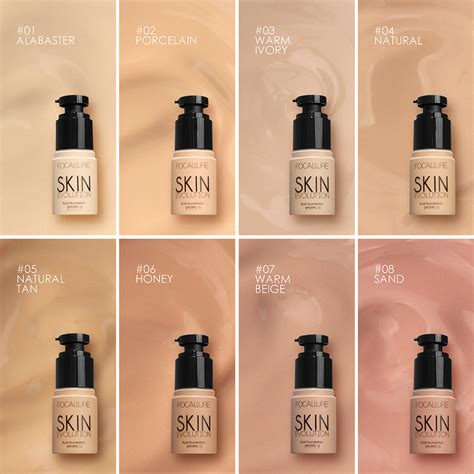 Foundation Focallure focallure makeup base liquid foundation bb