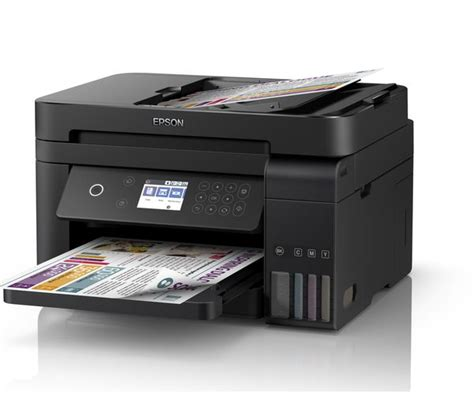 Printer Wifi Epson epson ecotank et 3750 all in one wireless inkjet printer deals pc world