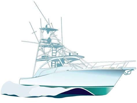 fishing boat clipart illustrations sport boat clipart clipground