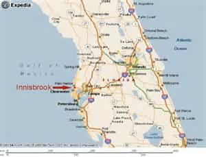 innisbrook florida posizione mappa info