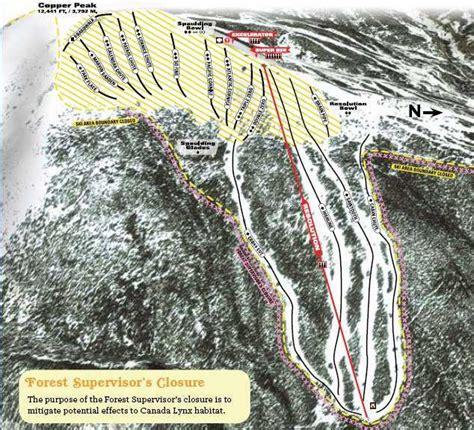 copper trail map copper mountain trail map