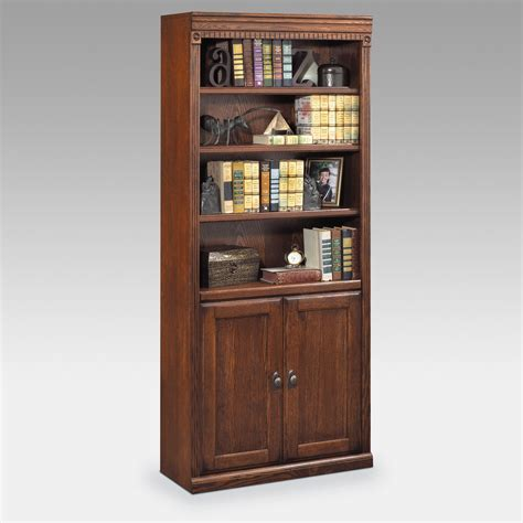 sauder premier 5 shelf composite wood bookcase wood bookcase tall wooden shelves download wood plans
