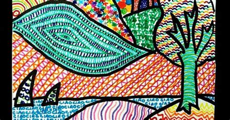 pattern and texture art lessons arteascuola 6th grade art lessons line and texture