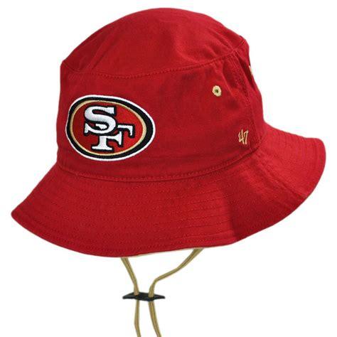 Sf Giants Bucket Hat Giveaway - 47 brand san francisco 49ers nfl kirby bucket hat bucket hats