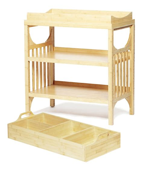 Changing Table Caddy Bamboo Bam Changing Table Caddy
