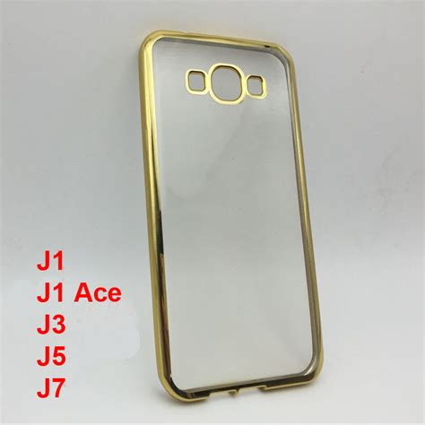 Silicon Casing Softcase Popsocket Stand Samsung J1 Ace J1 Mini Electroplating Gold Soft Tpu Silicone For Samsung