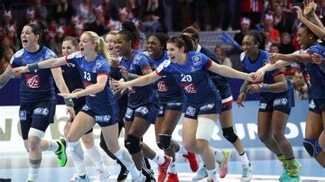 handball feminin l express