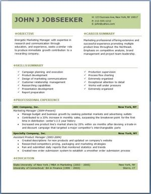 Sample Of A Good Resume by Finding The Best Resume Software 2018 187 Resume Templates 2018