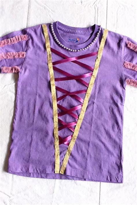 Diy Rapunzel Shirt Stume  Ee  Ideas Ee   For Madison
