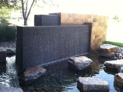 modern water features modern fountain on pinterest modern water feature