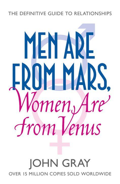 0007152590 men are from mars women john gray men are from mars women are from venus genius