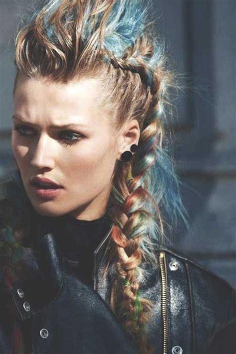 pin  margaret lin  rmuv viking hair roll hairstyle