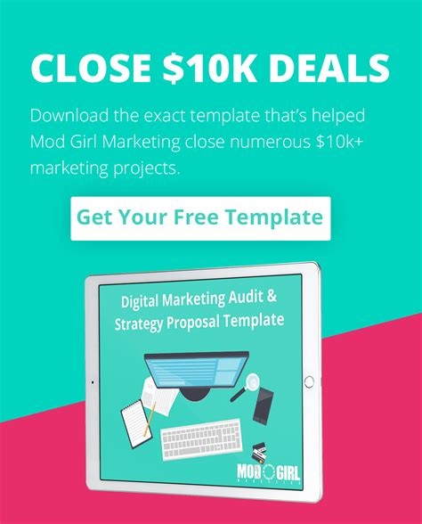 10k Template Mod Inbound Marketing For Agency Partners Mod Marketing