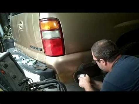 learn car body work repair easy to follow step by step guide on dvd video ebay how to fix big rust holes on a vehicle youtube