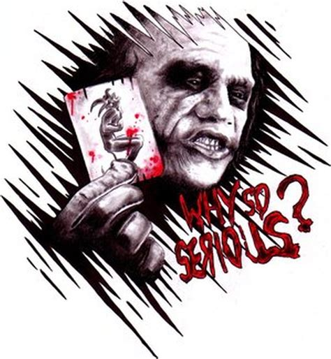 heath ledger joker tattoo designs why so serious joker heath ledger design tattoos