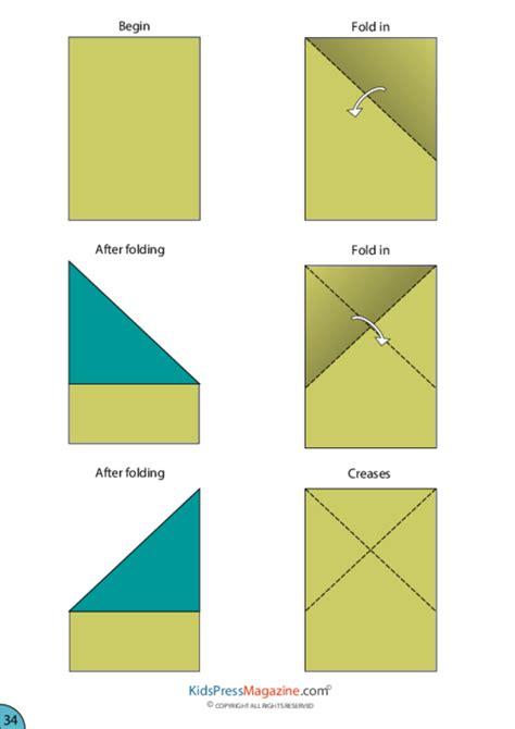 How To Make An Advanced Paper Airplane - paper airplane fuselage kidspressmagazine