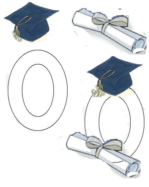 moldes tarjetas de graduacion moldes para birretes de graduaci 243 n imagui