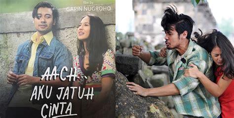 film jadul aci aku cinta indonesia chico jericho dan pevita pearce mesra di lokasi aach
