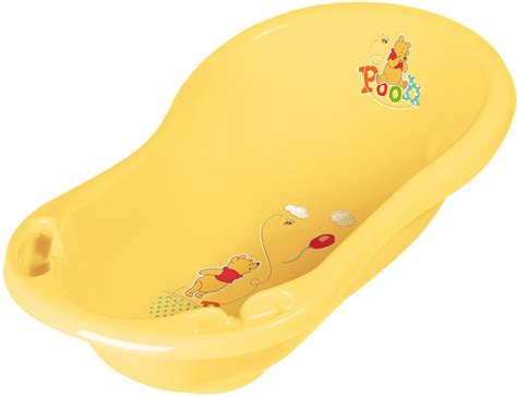 baby wanne keeeper quot winnie the pooh quot babywanne mit st 246 psel