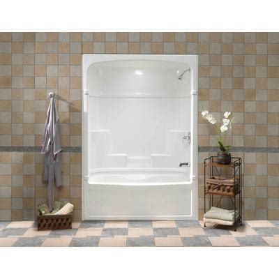 Mirolin Empire 60 Inch 3 Mirolin Victoria 60 Inch 3 Piece Tub And Shower Safety