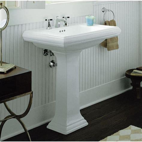 pedestal sink mounting bracket kohler pedestal sink mounting bracket sink ideas