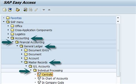 Sap Gl Account Table by Sap Fi Block G L Account