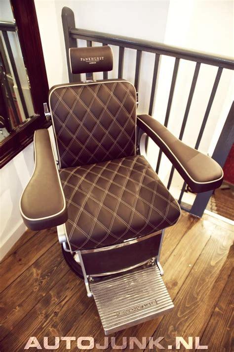 poltrone da barbiere nuove bentley gaat in de kappersstoelen foto s 187 autojunk nl 94143