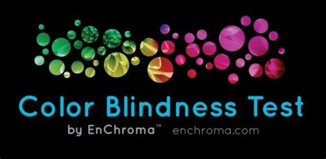 enchroma color blindness test take the color blindness test and your results not