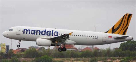 Tiket Mandala tiket pesawat mandala penerbangan murah utiket