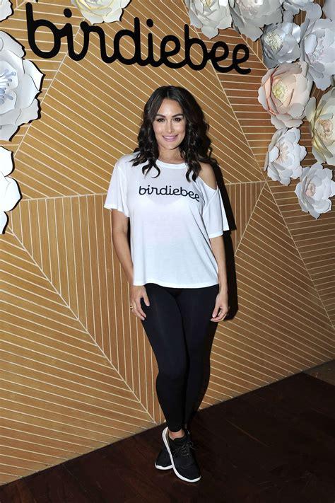 nikki bella clothes brie and nikki bella birdiebee brand of clothing launch