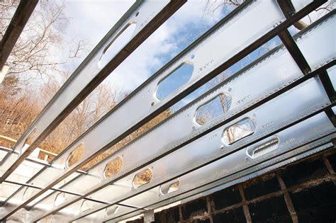 Metal Floor Joists by Ispan Steel Floor Joist Technology Architect Magazine