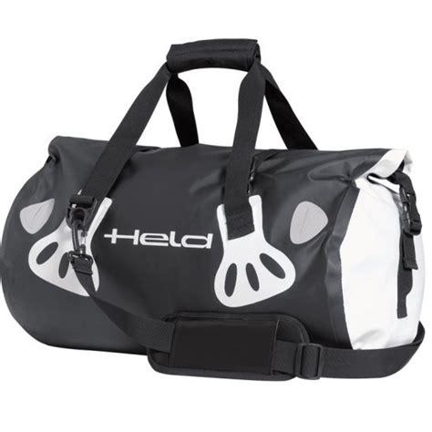 Motorrad Weiß by Held Carry Bag Hecktasche Schwarz Wei 223 Avalingo